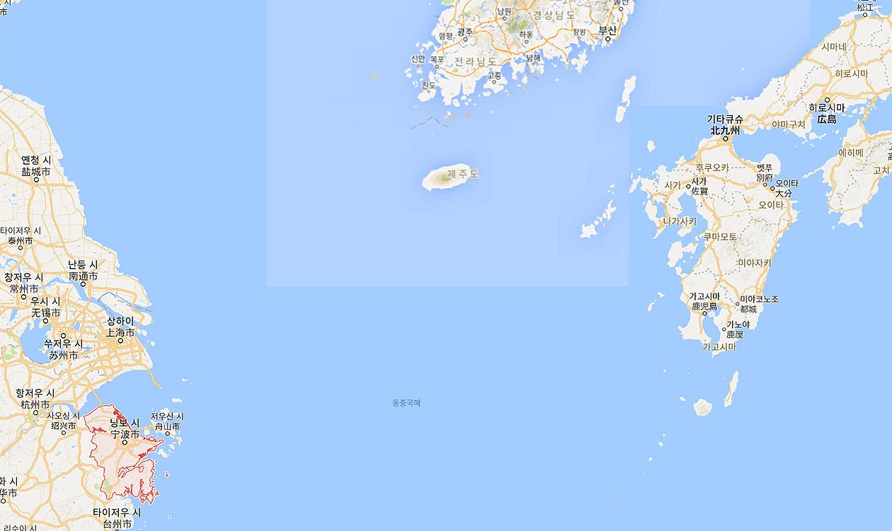 이중환은 <택리지>에서 흑산도, 홍도, 가거도를 거쳐 사흘이면 중국 상하이 인근 닝보에 도착한다고 기록했다. 지도를 보면 순풍과 해류를 타면 흑산군도 중 하나인 가거도에서 닝보가 그리 멀지 않은 거리임을 절로 알 수 있다.