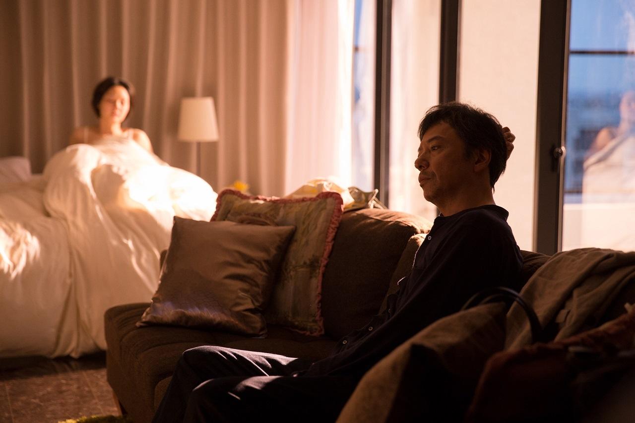 <사랑과 욕망의 짐노페디>의 한장면