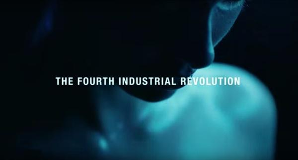 다보스의 2016년 주제 홍보영상. 다보스의 '4차산업혁명론'은 좌우 모두에게서 비판 받게 된 '신자유주의적 세계화'에 기술을 외피를 입힌 것이다.