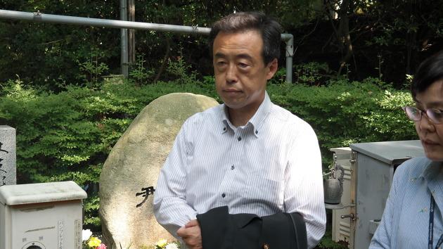 일본 가나자와시 시의원인 사회민주당 소속 모리 가츠토시 의원