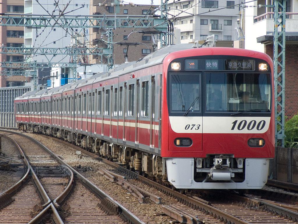 세계적으로 급행이 잘 정착된 사례에 꼽히는 일본의 게이큐 전철. (CC-BY-2.5)