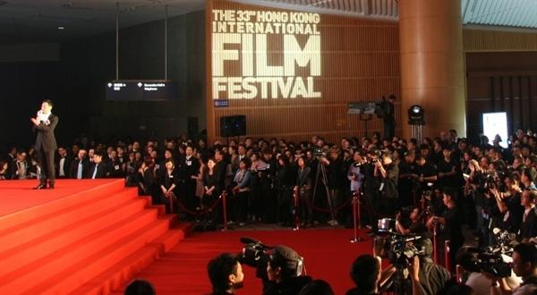 홍콩국제영화제 현장 모습. 홍콩 영화계가 과거 옛 영광을 되찾으려면 해외 공동 제작을 통해 세계 시장 트렌드에 맞는 대중성을 확보해야 한다는 진단이 나온다.