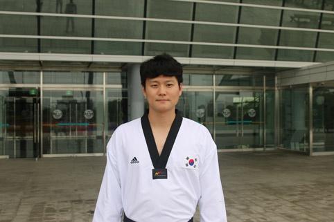 태권도 국가대표 전 장경훈 선수