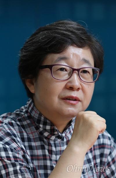 이소연 한국기록학회 회장