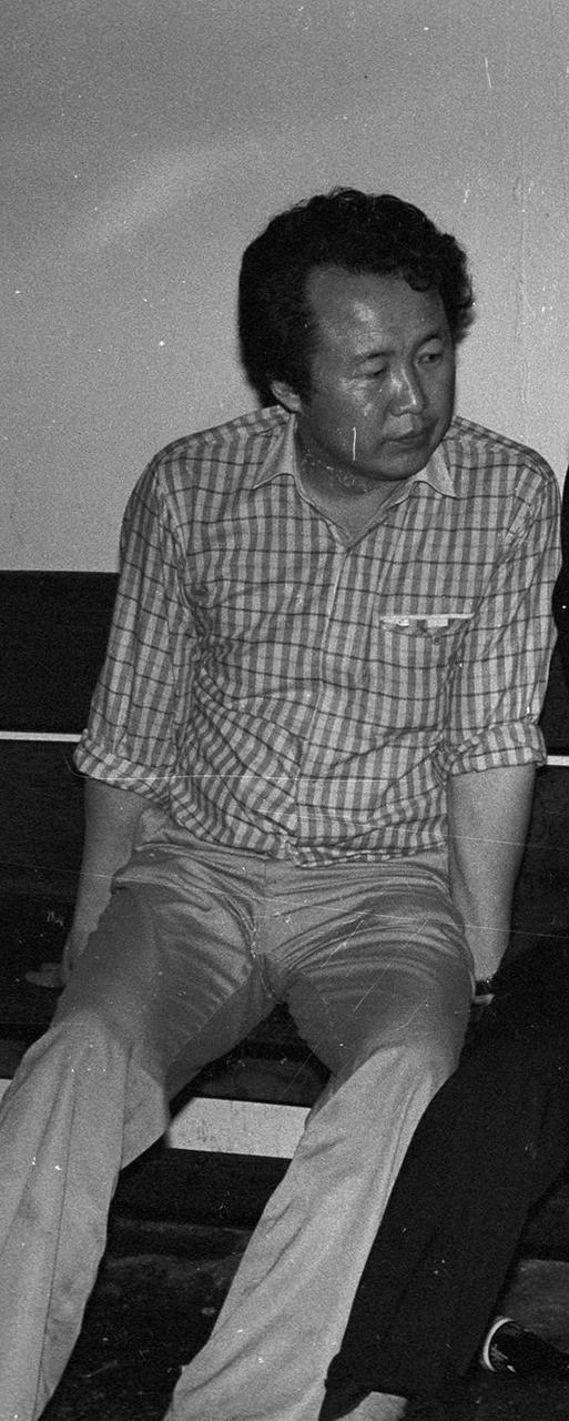 가슴을 쓸어내린 최민화 상임위 의장의 그 무렵 사진