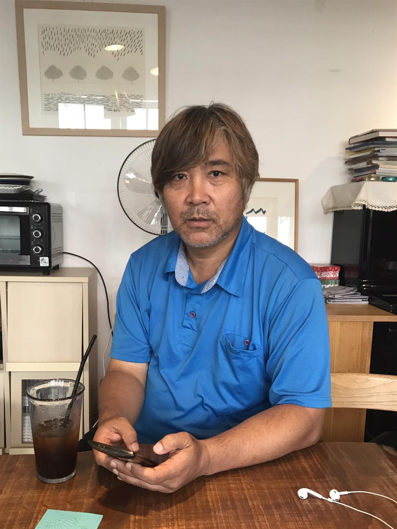 복진오 한국독립PD협회 PD