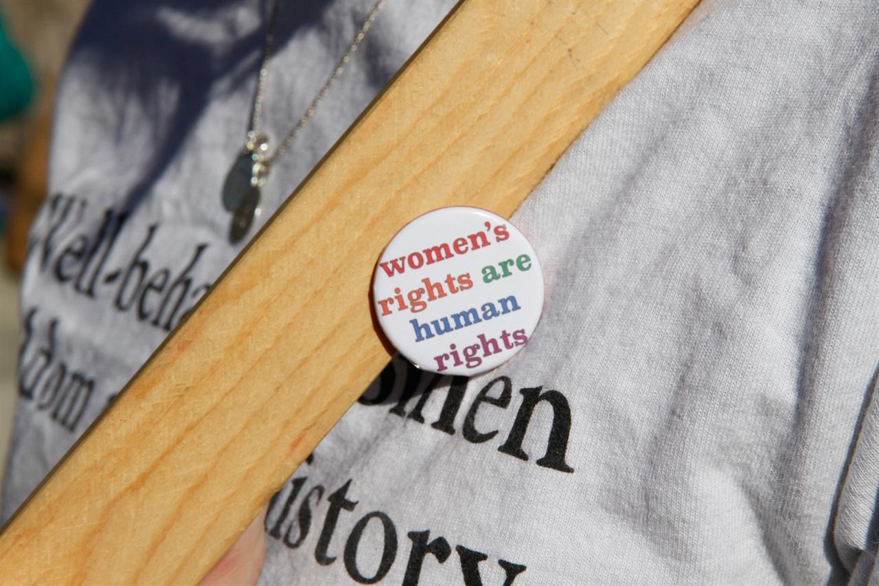 페미니즘 배지