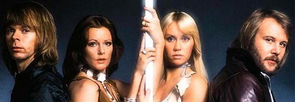 아바(ABBA) 아바는 베니 안데르손과 아니프리트 링스타트 부부, 비외른 울바에우스와 앙네타 펠트스코그 부부로 구성되었으며 그들의 이름 이니셜를 따 'ABBA'라고 이름 붙였죠.