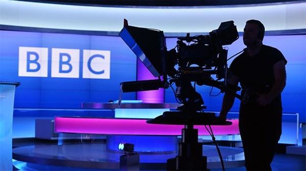 BBC의 인터뷰 관련 사진 갈무리