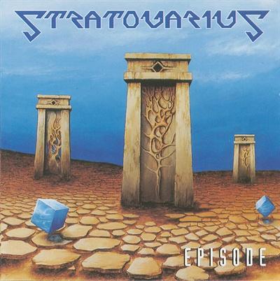 핀란드의 스피드 메탈 밴드 스트래토바리우스의 1996년작 Episode 표지.  이 음반에 담긴 유일한 발라드이자 드라마 `첫사랑`에 수록된 Forever 때문에 '속아서' 이 음반을 구매한 이들이 많았었다.