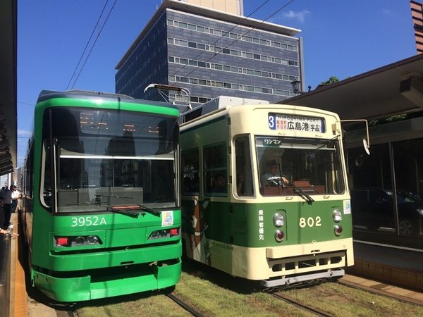 히로시마 노면전철