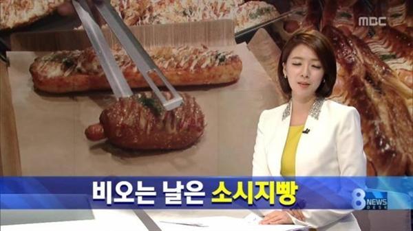 지난 2013년 방송된 MBC <뉴스데스크>의 한 장면.