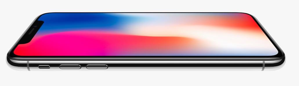 애플이 12일(현지시간) 공개한 아이폰X