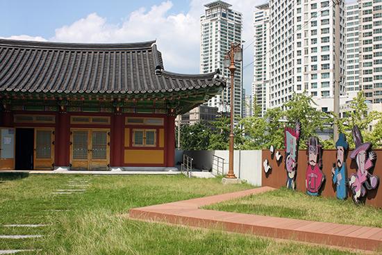 조선통신사 역사관