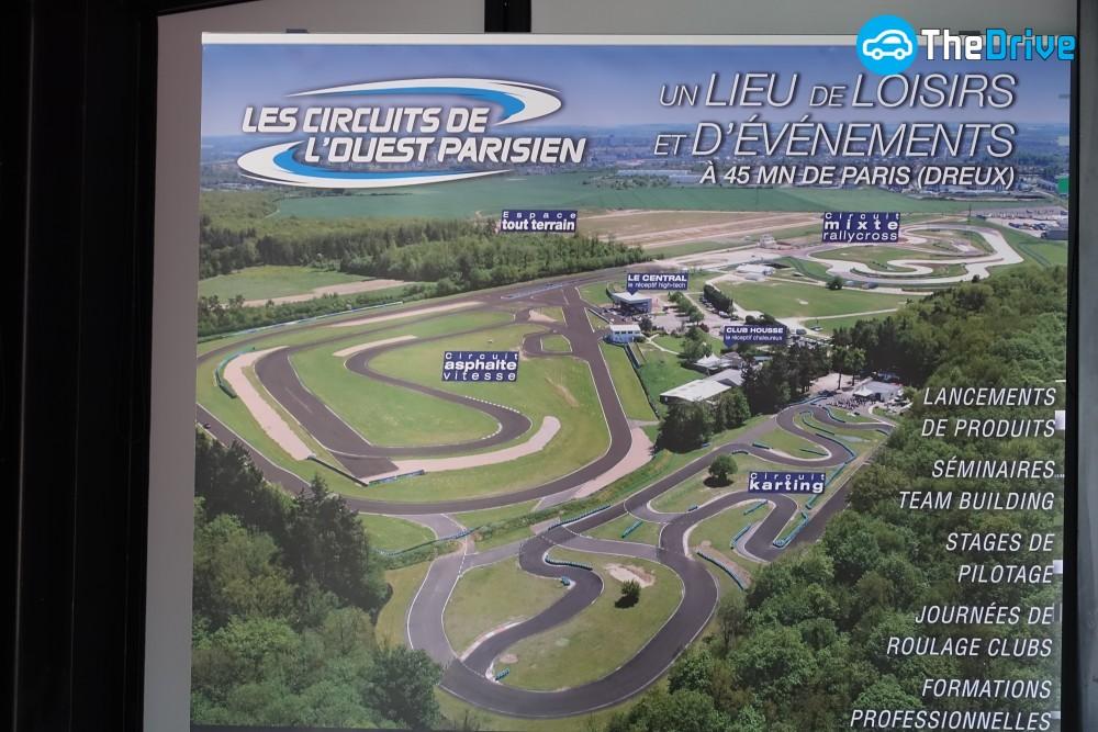 데파르트망 드뢰 트랙(Dreux track)  프랑스 파리에서 1시간 거리의 데파르트망 드뢰 트랙(Dreux track)