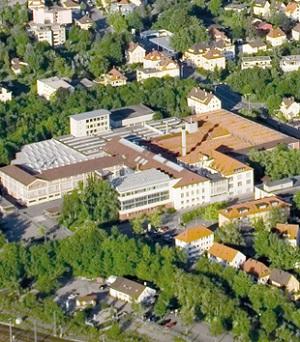 독일 슈투트가르트 인근 로이틀링겐에 위치한 세계적인 강철선 가공설비 생산업체 바피오스의 공장 모습.