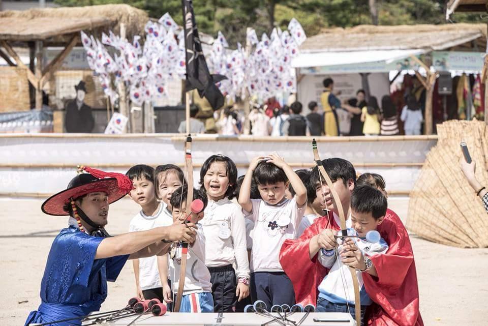 홍성역사인물축제 ⓒ 이은주