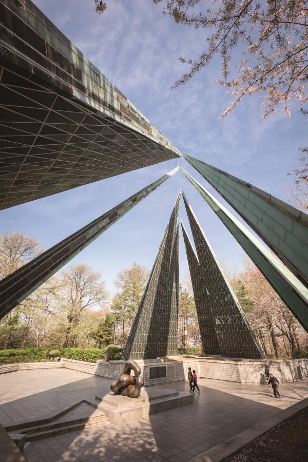 인천 '달맞이 명소' 자유공원.