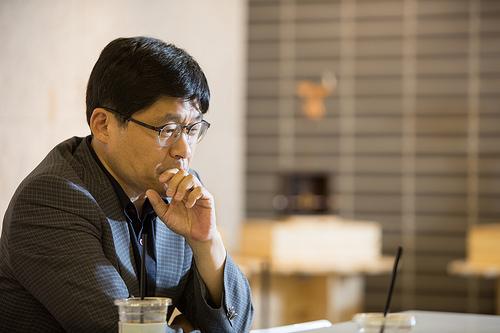 권석천 보도국장은 양승태가 아닌 이용훈 대법원에 주목했다