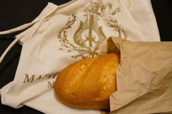 러시아의 전통빵 '바똔'