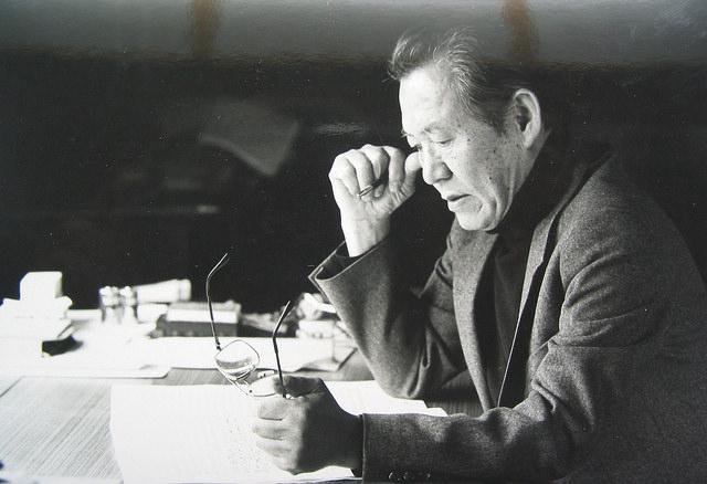 윤이상, 그는 20세기 세계 5대 작곡가로 꼽힌다