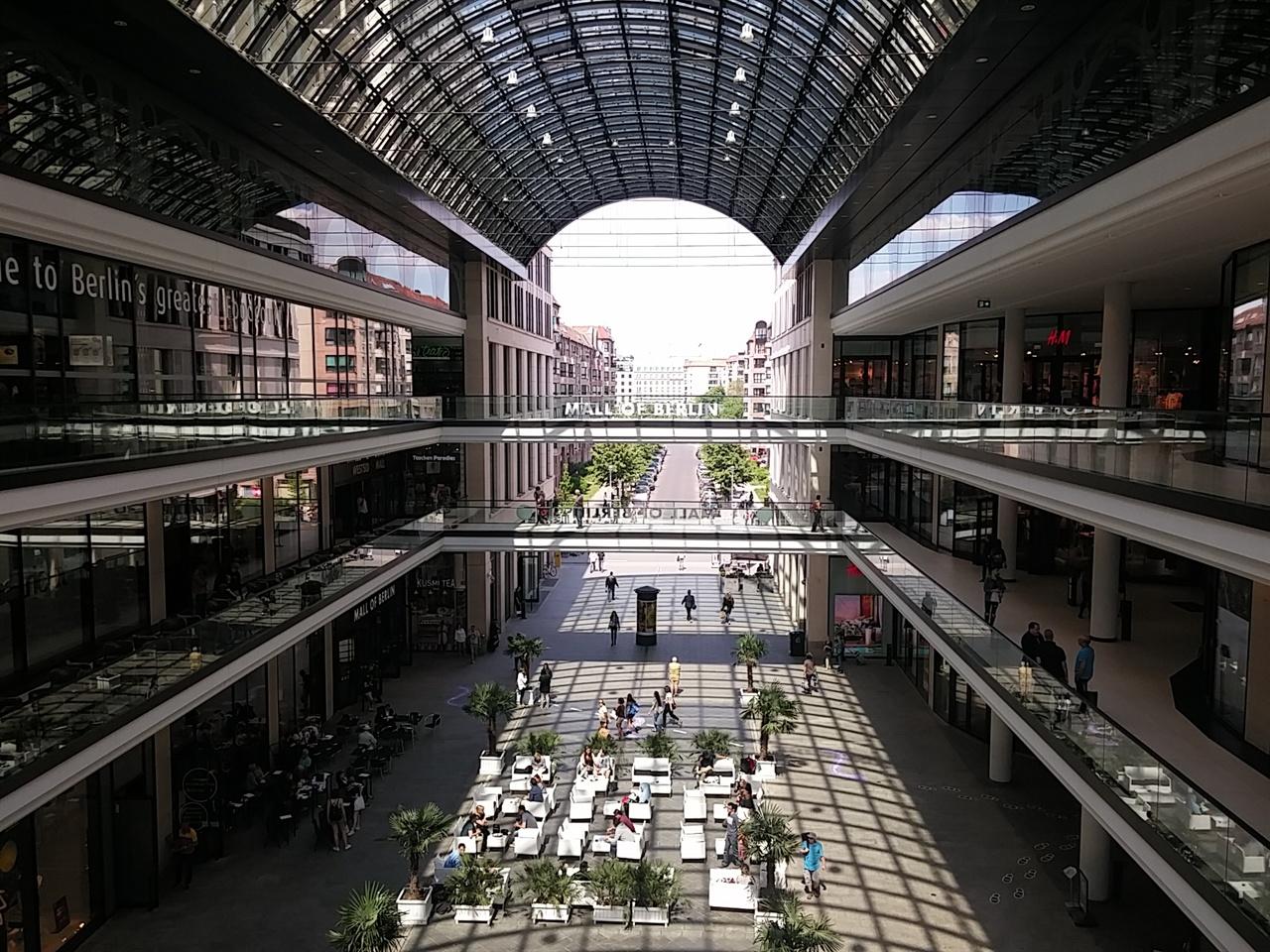 몰 오브 베를린(Mall of Berlin)