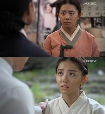 KBS 드라마스페셜 <강덕순 애정 변천사> 방송화면 캡처.