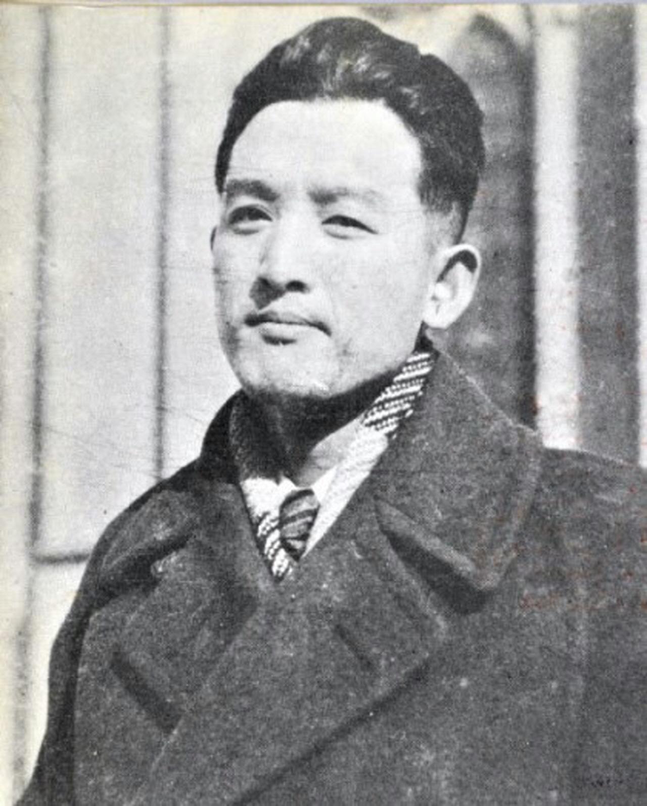 '명동 백작' 박인환 시인(1926~1956)