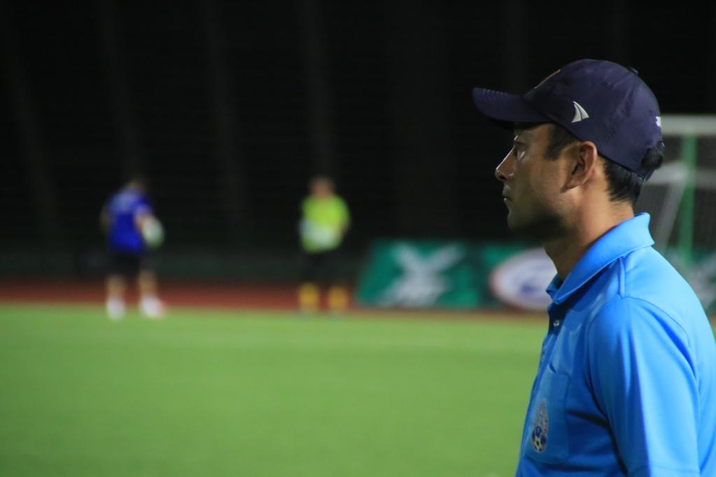 캄보디아국가대표팀을 7년간 이끌다 성적부진으로 지난 3월초 물러난 이태훈 전 감독.