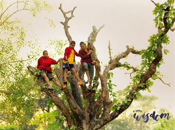 영화 <수도원 아이들>의 한 장면.
