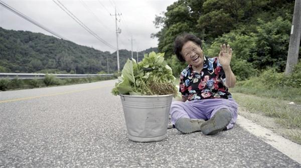 제22회 부산국제영화제 와이드 앵글 섹션 상영작 <소성리> 한 장면