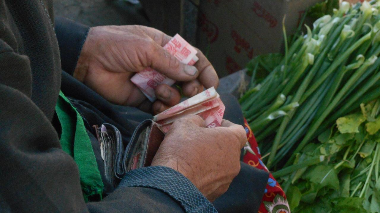손이 갈라지고 터지도록 농사지은 오십여 다발의 채소를 다 팔면 우리 돈으로 만원도 채 안 되는 4백 루피에서 5백 루피 정도의 수익을 올릴 수 있다.