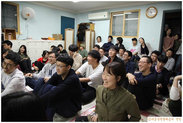 2017새들교육문화연구학교 세 번째 모임에서도 숙의민주주의가 영글어가고 있다.