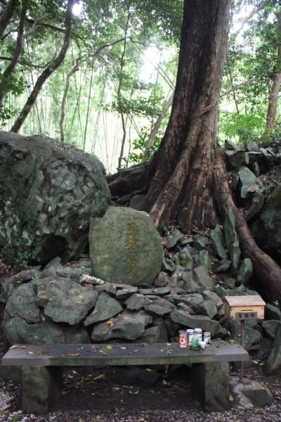일본 쓰시마 와타즈미신사에서