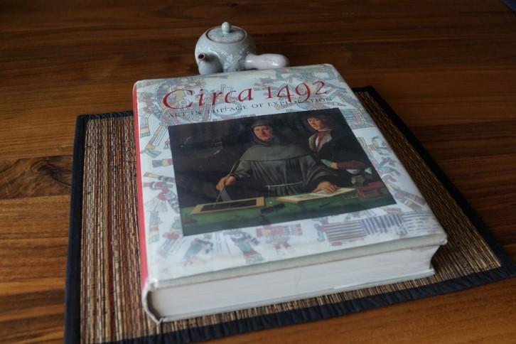 <Circa 1492> 콜럼버스 항해 500주년 기념 전시회 도록