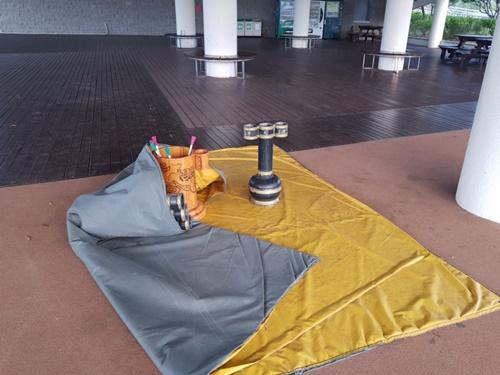 박물관 전통놀이 체험 시설