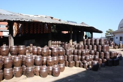 홍성군 옹기장