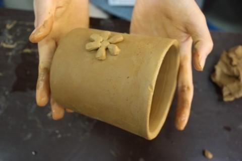 홍성군 옹기 만들기 체험