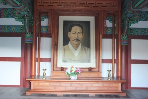 홍성군 김좌진 장군 사당