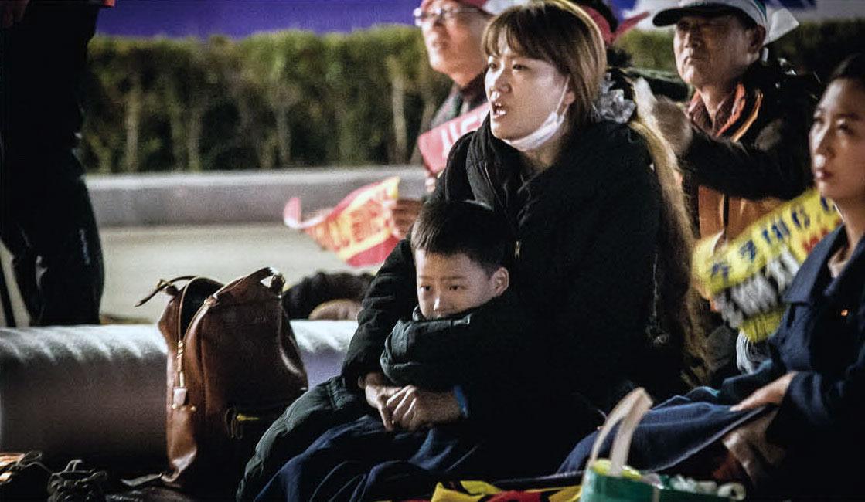 '내 아이들이 자라날 김천의 평화'는 곧 '우리 아이들이 살아갈 한반도의 평화'로 발전했다.