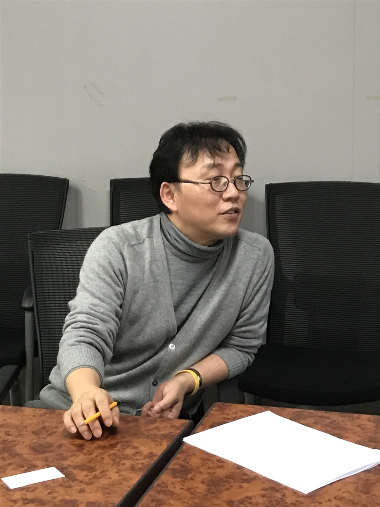 KBS 새노조 경영구역 중앙위원