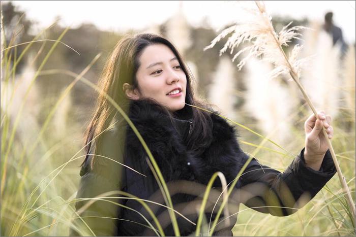 홍가혜 씨는 지난 6월 제주에 정착하여 제2의 인생을 시작했다.