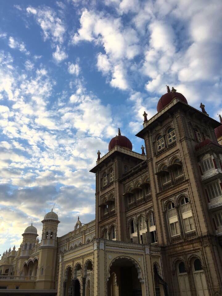 인도 건축물 인도 남부의 건축물