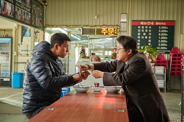 두 배우의 '케미'가 돋보였던 작품.