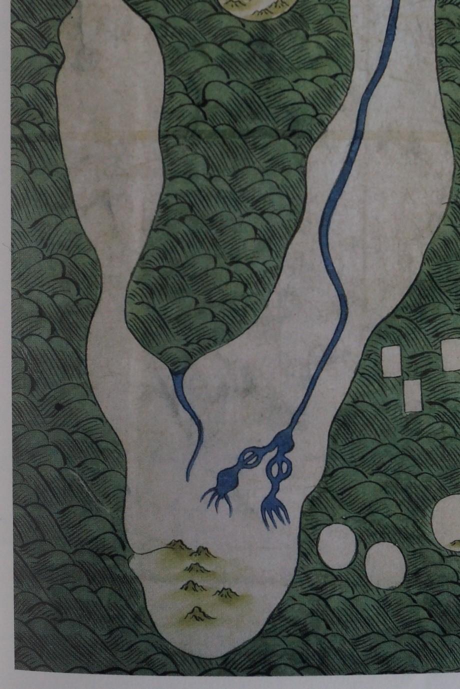 강리도 나일강 나일강의 수원