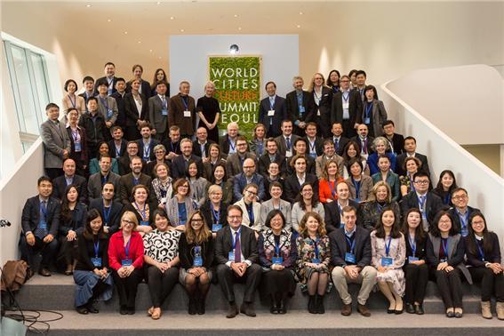 WCCF 전 세계 28개 도시에서 100여 명의 회원도시 대표단과 문화정책 전문가들이 한자리에 모여 상호 교류, 토론하는 자리가 마련됐다. 지난해 11월 1일부터 3일까지 서울시청, 동대문디자인플라자(DDP) 등 서울에서 열린 국제문화정책 네트워크인 세계도시문화포럼(World Cites Culture Forum, 이하 WCCF)이 그것이다.