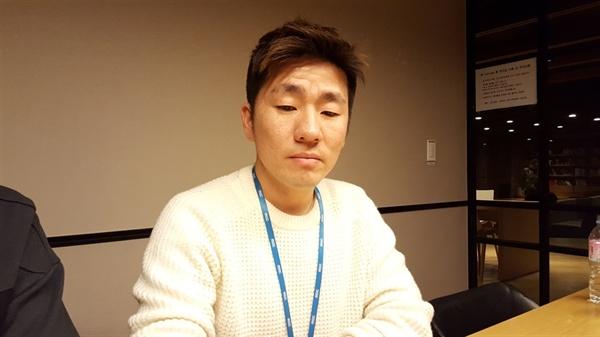 """""""MBC 내부에서 7~8년 싸워 온 사람들의 속 얘기를 담아보고자 노력했다."""""""