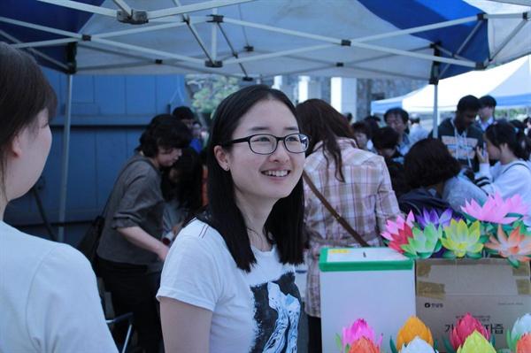 오마이뉴스 '2월22일상'을 수상한 권진경 기자