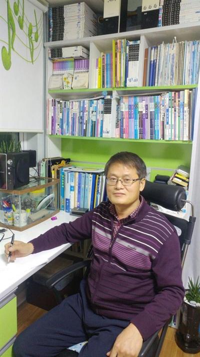 2017 오마이뉴스 '특별상'을 수상한 박종대 기자