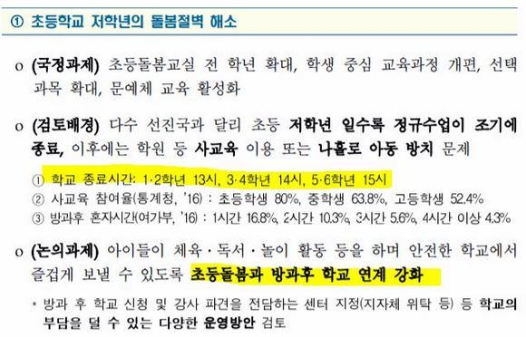 지난 26일 저출산위가 내놓은 보도참고자료.